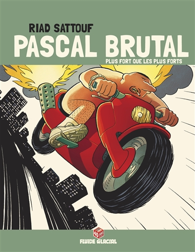 PASCAL BRUTAL T3 (EDITION 40 ANS)